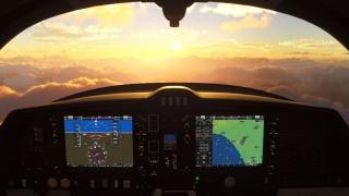 Опубликованы свежие 4K-скриншоты Microsoft Flight Simulator