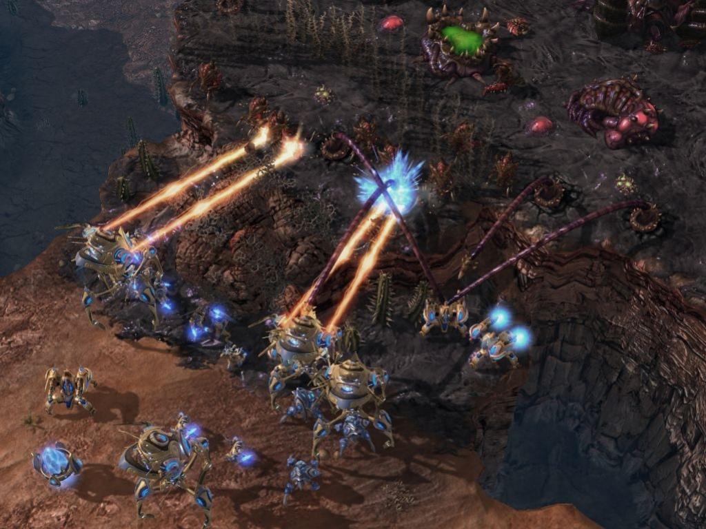 Фанаты смогут заработать на StarCraft2