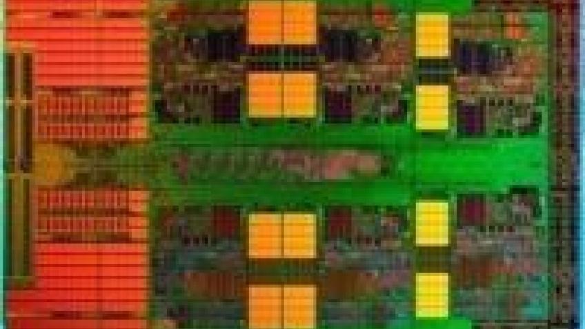 AMD начала поставки 6-ядерного процессора