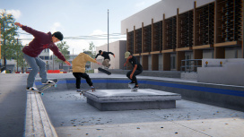 В Skater XL началось открытое бета-тестирование мультиплеера