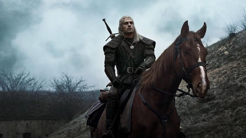 Четыре новых кадра сериала «Ведьмак» от Netflix