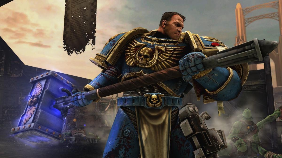 Warhammer 40 000: Space Marine раздают бесплатно
