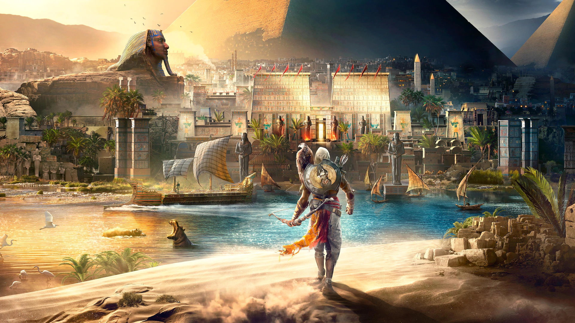 Распродажа в PS Store: Assassin's Creed Origins, Control, Metal Gear Solid V, Shenmue III и другие