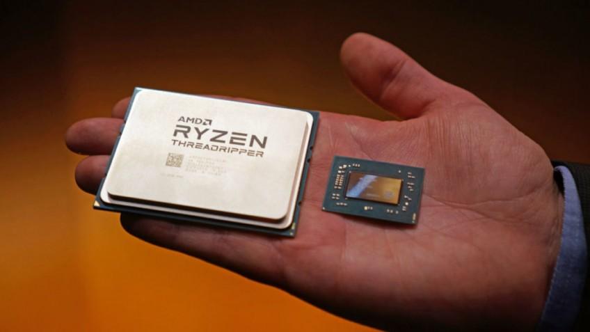 32-ядерный процессор Ryzen Threadripper показал результаты в Geekbench