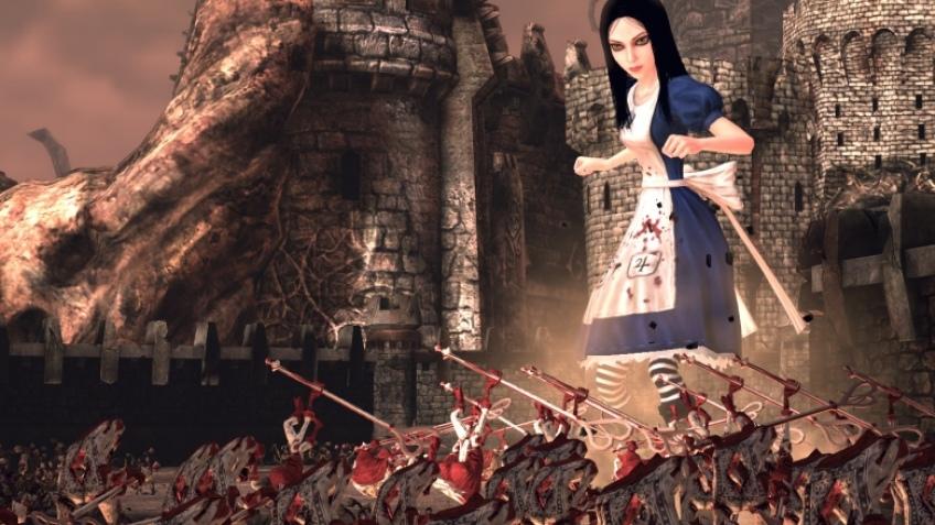Алиса будет драться и материться