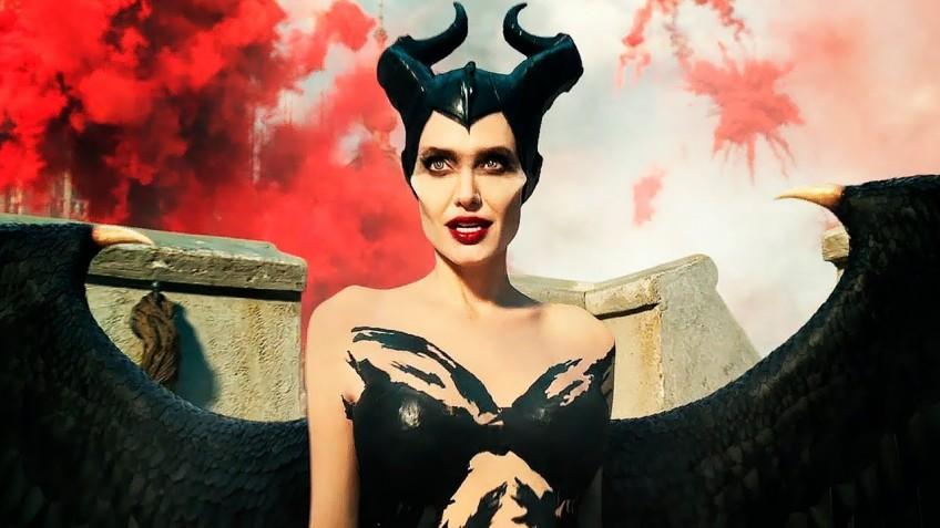 В новом трейлере «Малефисента: Владычица тьмы» актёры высказались о Джоли и её героине