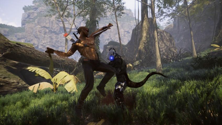 Создатели Reptiles: In Hunt ищут бета-тестеров