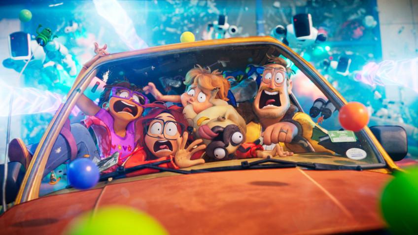 Мультфильм «Митчеллы против машин» выйдет на Netflix с рейтингом «18+»