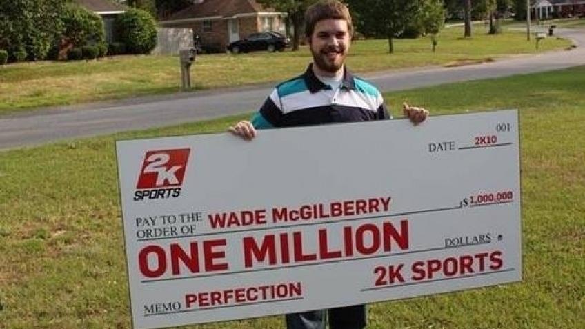 MLB 2K10 принесла игроку миллион долларов