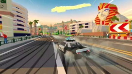 Игрокам Hotshot Racing не позволят снижать скорость на трассе