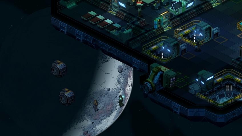 Краудфандинговая кампания Space Haven оказалась крайне успешной
