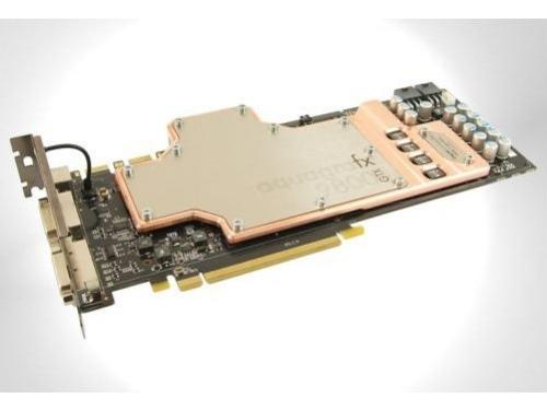 Водоблок для GeForce 9800 GTX
