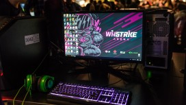 LG стала поставщиком мониторов для Winstrike Arena