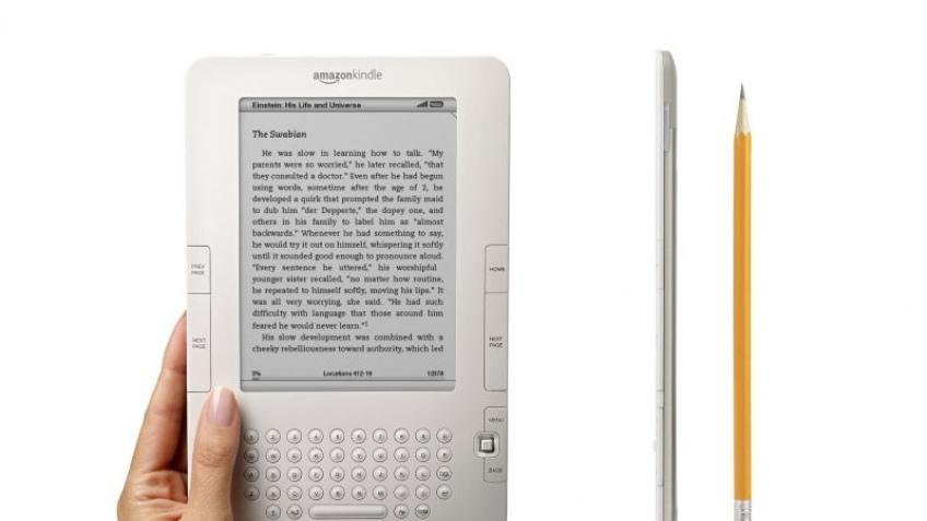 Фотографии Kindle2