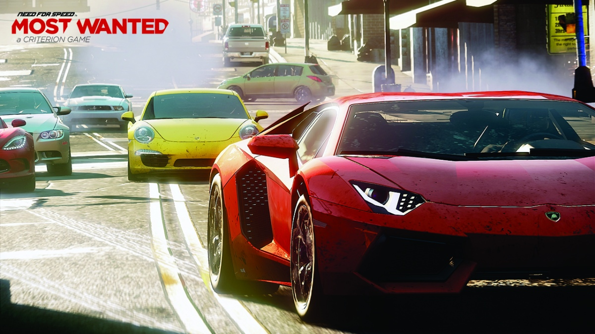 Студия Criterion займется всеми играми серии Need for Speed