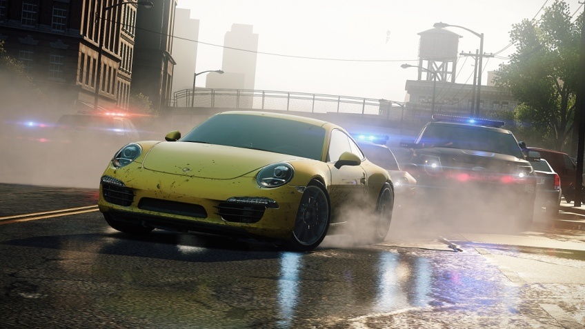 Состоялся российский релиз Need for Speed: Most Wanted