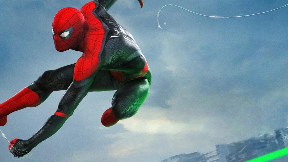 «Человек-паук: Вдали от дома» стал первым фильмом о супергерое, взявшим миллиард