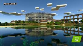 PC-версия Minecraft теперь использует технологии RTX
