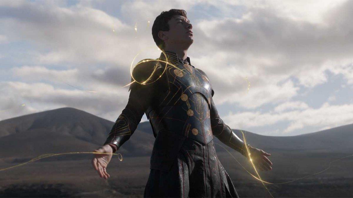Хронометраж «Вечных» Marvel составил 2 часа 30 минут