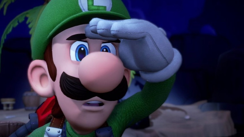 Для Luigi's Mansion3 вышла вторая часть платного дополнения