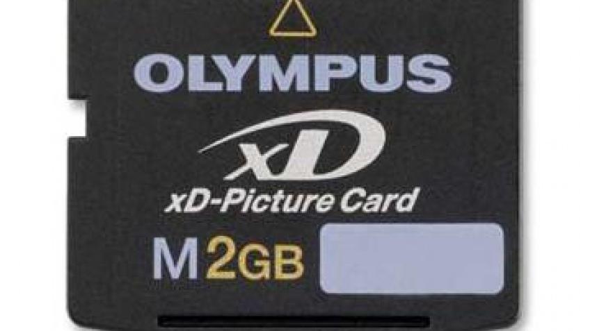 xD-флэшки на 2 Гбайт