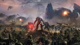 Авторы Halo Wars2 рассказали о создании Атриокса и Изабель