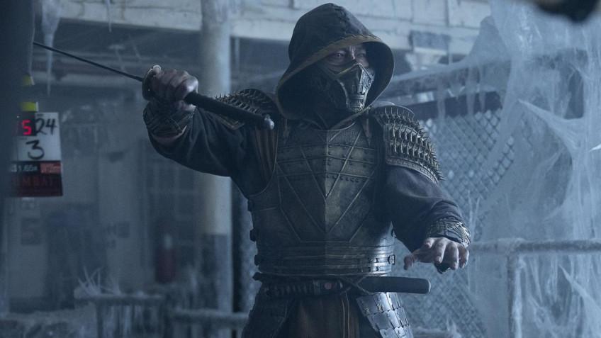 Mortal Kombat показала лучший старт проката в России в период пандемии