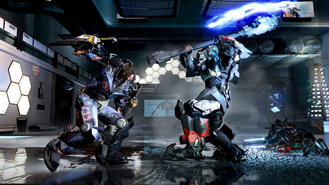 В свежих геймплейных роликах The Surge2 показали битвы с боссами в стиле Dark Souls