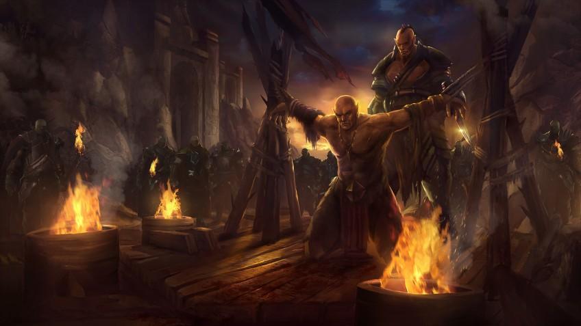 Авторы Alaloth: Champions of the Four Kingdoms показали11 минут игрового процесса