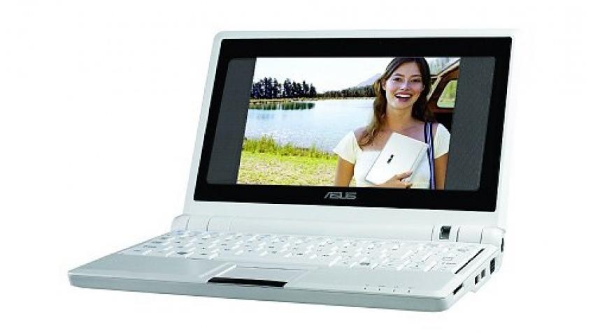 ASUS Eee PC – лучший ноутбук года?