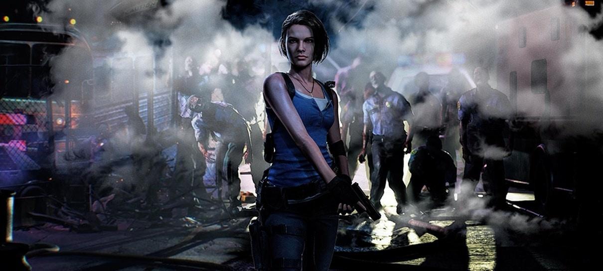 СМИ: часть команды ремейка Resident Evil3 уже работает над новым ремейком для Capcom