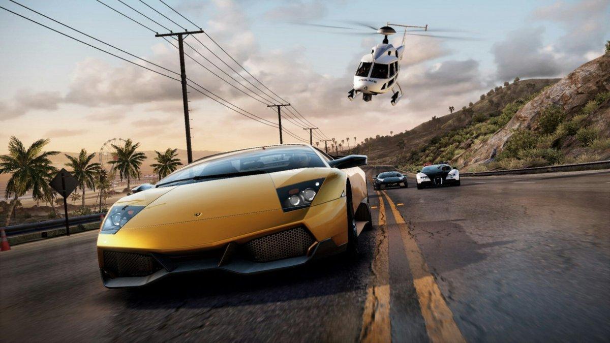 Обои hp, hot pursuit, Need for speed hot pursuit. Игры foto 19