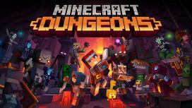 Minecraft Dungeons получит второй сезонный пропуск с4 дополнениями