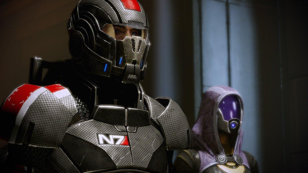 У Mass Effect Legendary Edition лучший результат в Steam среди платных игр EA