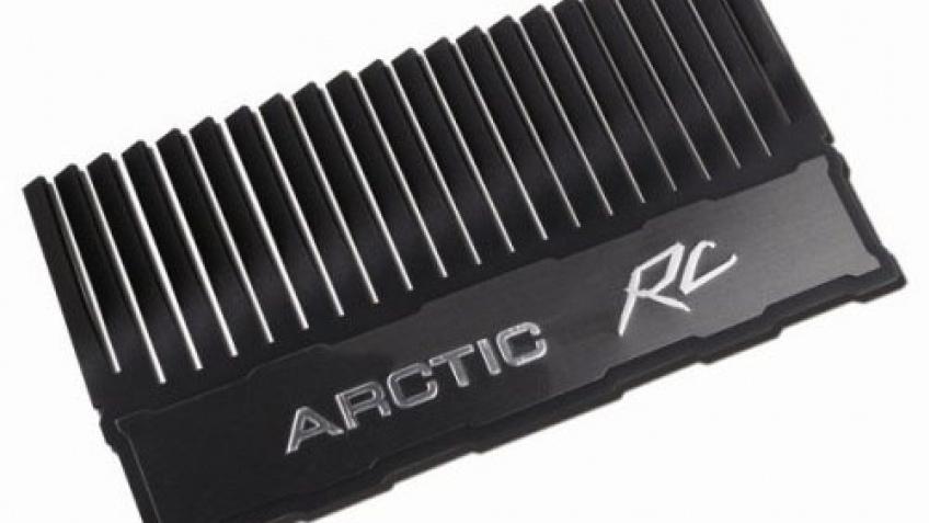 Кулер для памяти от Arctic Cooling