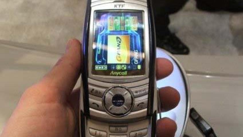 Игрофон по-Samsungовски