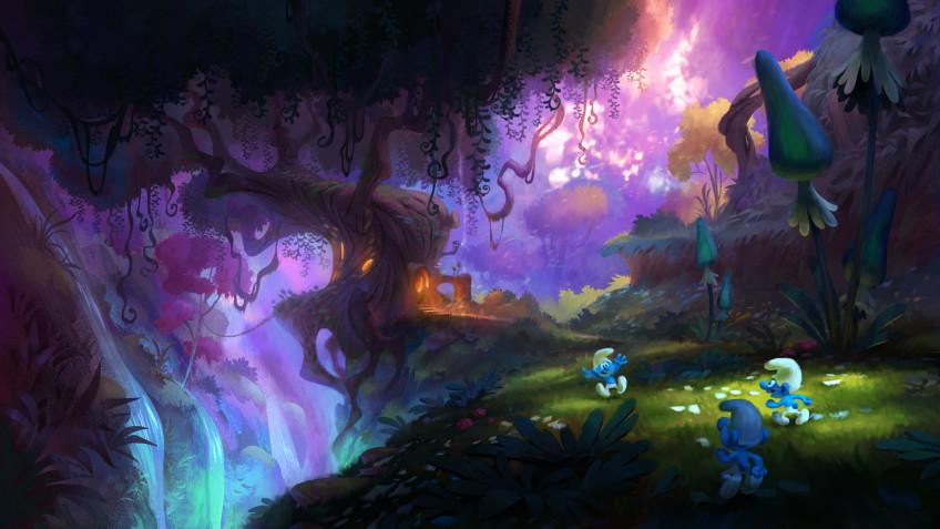 Microids выпустит The Smurfs: Mission Vileaf и ещё четыре игры про смурфов