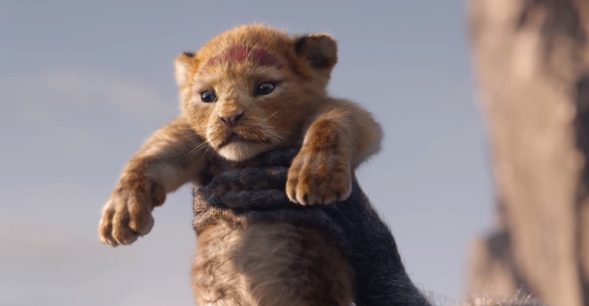 Disney представил первый ролик ремейка «Короля Льва»