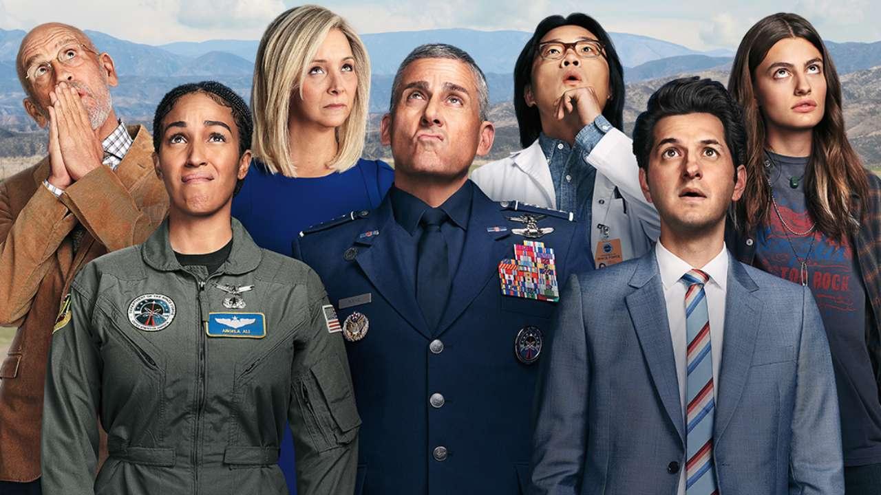 Netflix продлил «Космические войска» на второй сезон