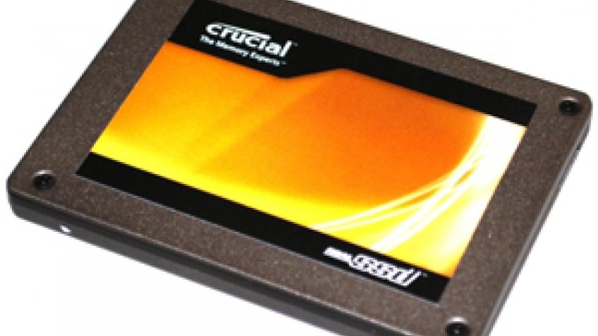 Crucial представила SSD для SATA 3