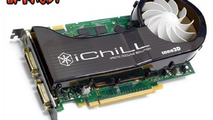 Серия iChill от Inno3D