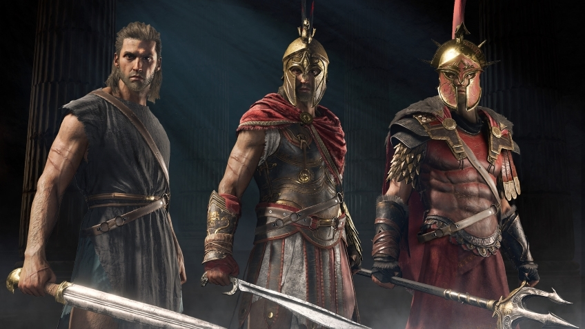 Режим «Новая игра +» появится в Assassin's Creed Odyssey уже в этом месяце