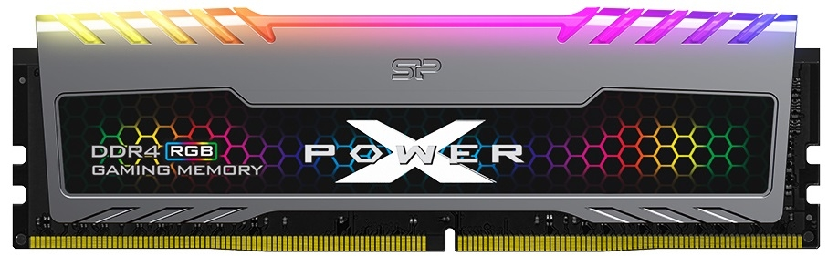 Silicon Power XPOWER Turbine — геймерская память с подсветкой