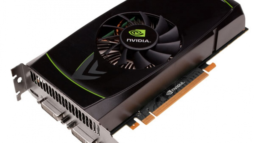 NVIDIA GeForce GTX 460 официально