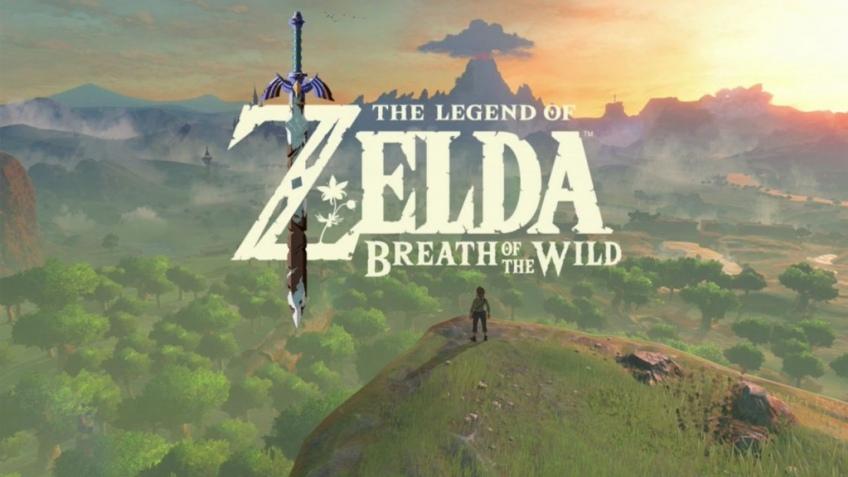На новом кадре из The Legend of Zelda: Breath of the Wild показали необычного врага