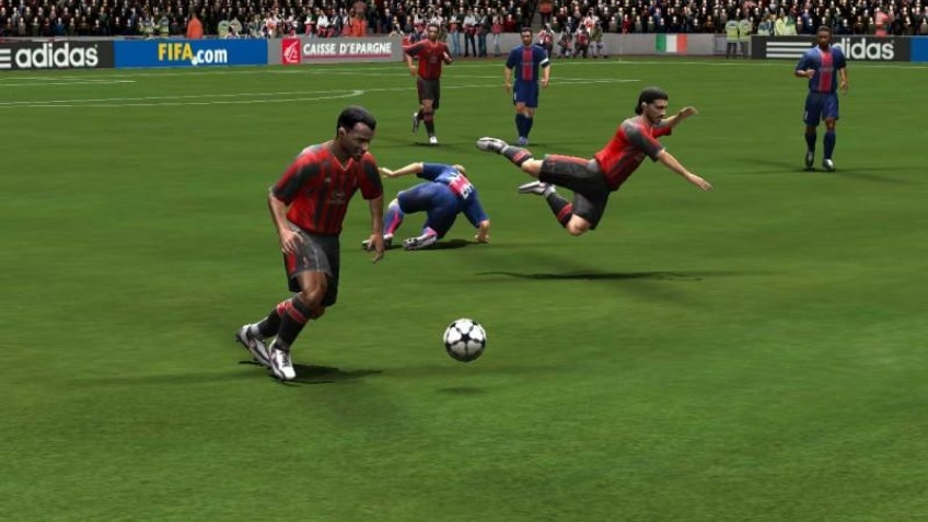 Корейцы любят футбол
