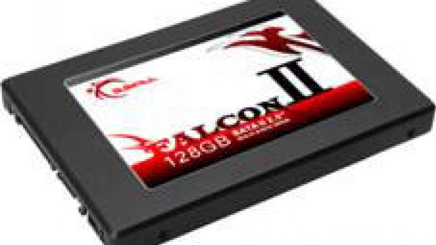 Новый SSD компании G.skill
