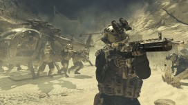 Слух: следующая часть Call of Duty может вернуть игроков в наши дни