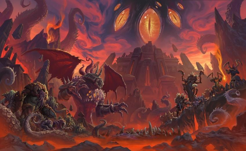 Н'Зот уже здесь: вышел патч8.3 к «World of Warcraft: Битва за Азерот»