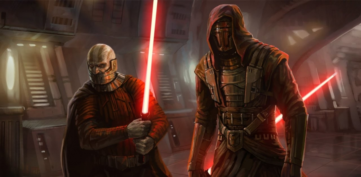 Disney работает над проектом по мотивам Star Wars: Knights of the Old Republic